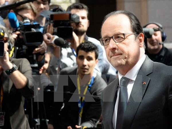 """Tổng thống Pháp muốn """"phá băng"""" quan hệ phương Tây- Cuba - ảnh 1"""