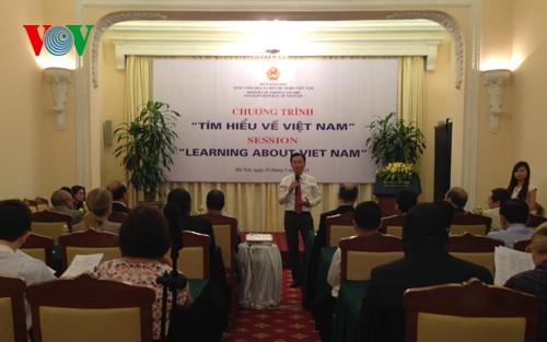 Ngày tìm hiểu Việt Nam – Cơ hội để bạn bè quốc tế hiểu hơn về đất nước, con người Việt Nam - ảnh 1