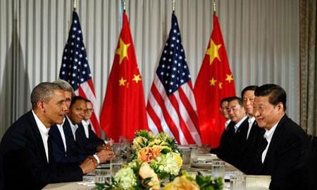 Quan hệ Mỹ-Trung: Những khác biệt khó khỏa lấp - ảnh 1
