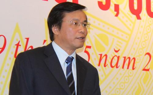 Quốc hội thảo luận dự thảo một số dự án Luật  - ảnh 1