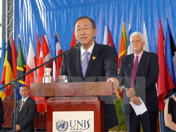 Việt Nam có những tiến bộ trong việc thực hiện các mục tiêu phát triển thiên niên kỷ  - ảnh 1