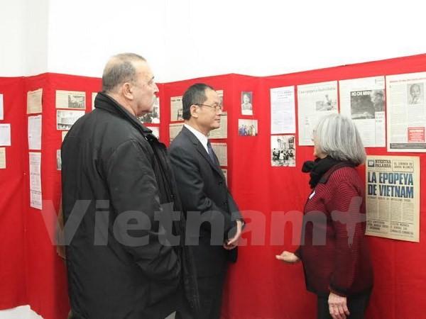 Đảng Cộng sản Argentina vinh danh Chủ tịch Hồ Chí Minh  - ảnh 1