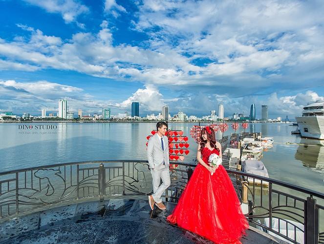 Những địa điểm chụp ảnh cưới đẹp như mơ ở Đà Nẵng - ảnh 11