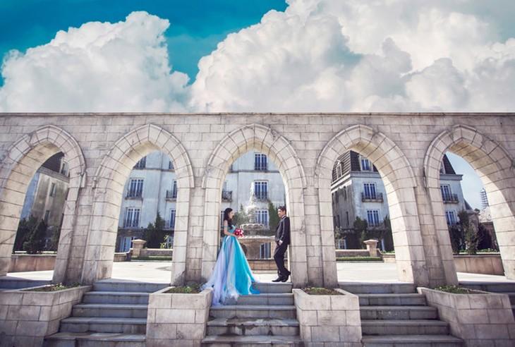 Những địa điểm chụp ảnh cưới đẹp như mơ ở Đà Nẵng - ảnh 2