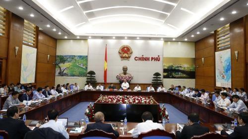 Thủ tướng Nguyễn Xuân Phúc: Nâng cao hiệu quả ứng phó với biến đổi khí hậu  - ảnh 1