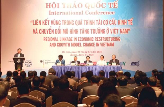 Đẩy mạnh liên kết vùng nhằm thúc đẩy phát triển kinh tế - ảnh 1