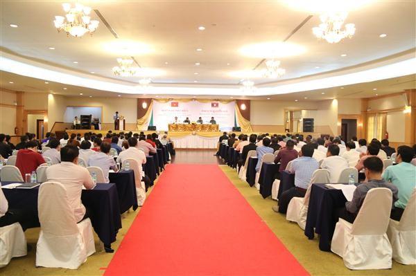 Hiệp định thương mại Việt - Lào tạo điều kiện thuận lợi cho doanh nghiệp hai nước - ảnh 2