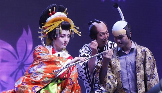 Đặc sắc Lễ hội Trải nghiệm Nhật Bản tại Việt Nam 2016 - ảnh 1