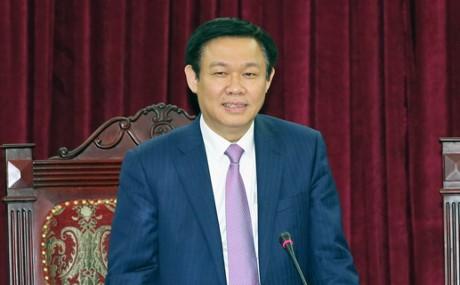 Phó Thủ tướng Vương Đình Huệ làm việc với lãnh đạo chủ chốt tỉnh Bắc Kạn  - ảnh 1