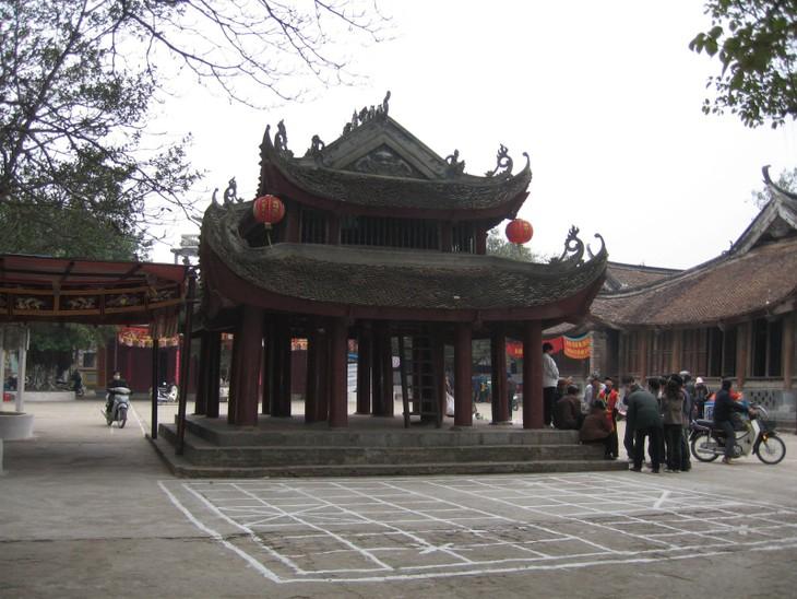 Đình làng, công trình gắn với nguồn gốc làng  - ảnh 1
