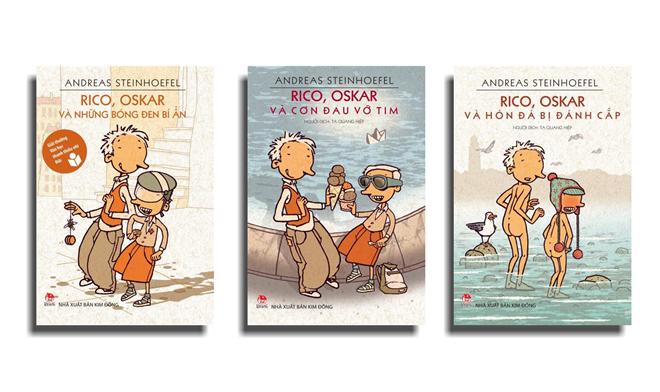 Ra mắt hàng loạt sách Châu Âu mới dành cho thiếu nhi - ảnh 2