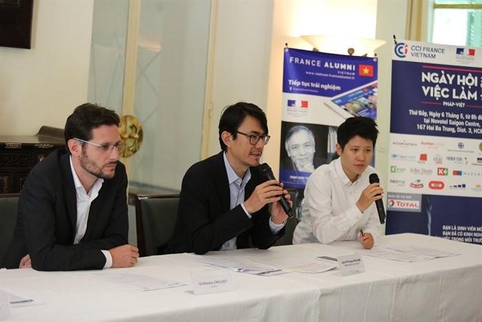200 người được tuyển dụng tại ngày hội việc làm Pháp – Việt 2017 - ảnh 1