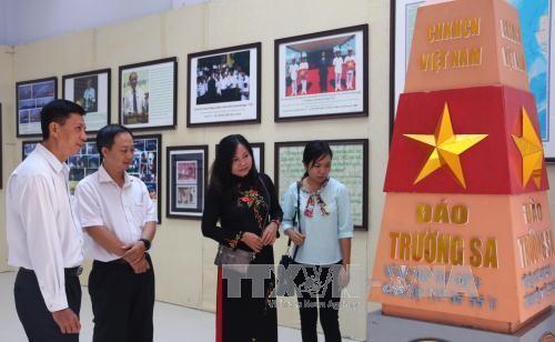 Triển lãm Hoàng Sa, Trường Sa của Việt Nam - Những bằng chứng lịch sử và pháp lý - ảnh 1