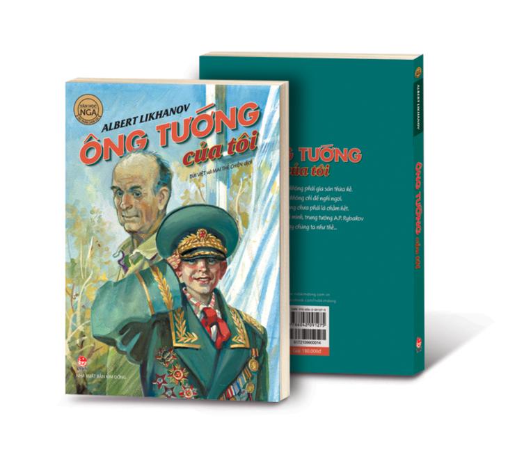 """Ra mắt ấn bản mới tác phẩm """"Ông tướng của tôi"""" - ảnh 1"""