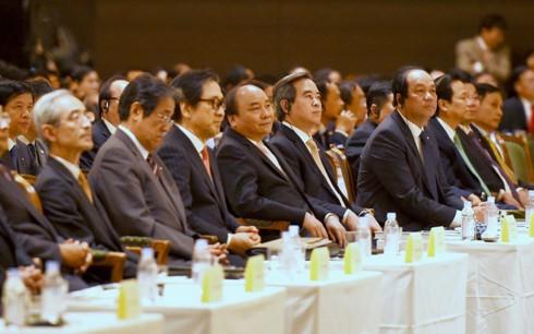 Tiếp tục các hoạt động của Thủ tướng Nguyễn Xuân Phúc tại Nhật Bản - ảnh 1
