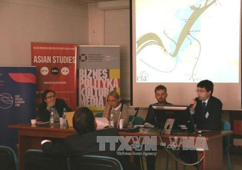 Hội thảo quốc tế tại Ba Lan chú trọng vấn đề Biển Đông - ảnh 2