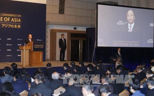 Thủ tướng Nguyễn Xuân Phúc phát biểu mở đầu tại Hội nghị Tương lai châu Á lần thứ 23 - ảnh 2