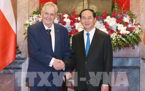 Quan hệ hữu nghị truyền thống và hợp tác nhiều mặt Việt Nam - Czech ngày càng phát triển sâu rộng và - ảnh 1