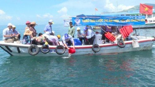 Festival biển Nha Trang - Khánh Hòa 2017: Nhiều hoạt động xã hội, bảo vệ môi trường  - ảnh 1
