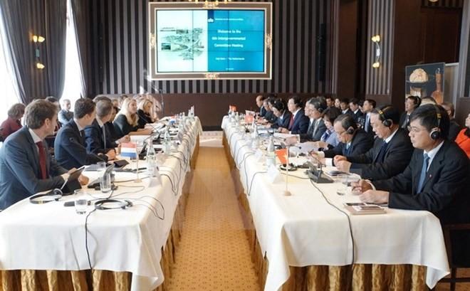 Việt Nam - Hà Lan hợp tác ứng phó với biến đổi khí hậu và nông nghiệp - ảnh 3