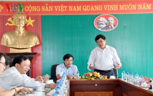 Đài Tiếng nói Việt Nam và tỉnh Nghệ An hợp tác truyền thông - ảnh 7