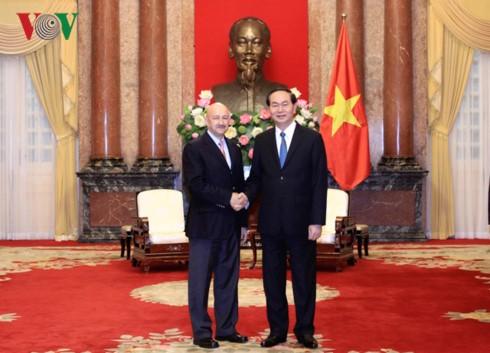 Việt Nam mong muốn tăng cường quan hệ hợp tác toàn diện với Mexico - ảnh 1