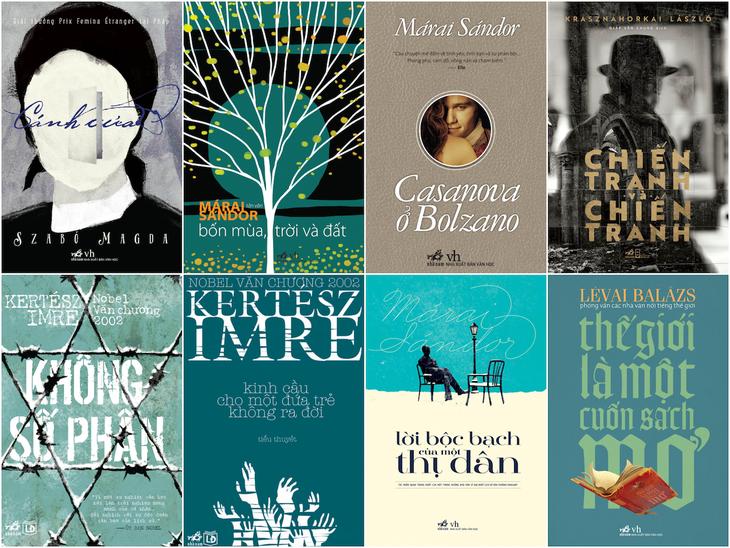 Dịch giả Giáp Văn Chung: Người mở rộng Cánh cửa văn học Hungary - ảnh 3