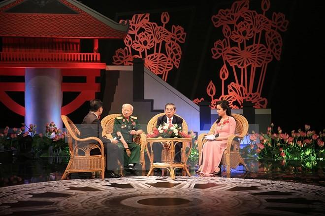 Hoạt động kỷ niệm 55 năm ngày thiết lập quan hệ ngoại giao Việt Nam - Lào - ảnh 2
