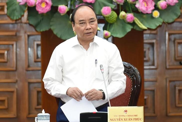 Thủ tướng Nguyễn Xuân Phúc làm việc với Hội Cựu giáo chức Việt Nam  - ảnh 1
