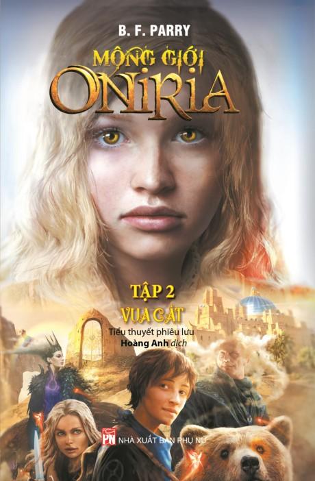 Mộng giới Oniria và bí mật của những giấc mơ - ảnh 1