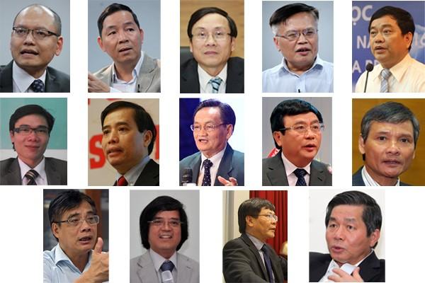 Thành lập Tổ Tư vấn kinh tế của Thủ tướng Chính phủ - ảnh 1