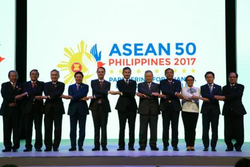 Hội nghị Bộ trưởng Ngoại giao ASEAN lần thứ 50 chính thức khai mạc - ảnh 1