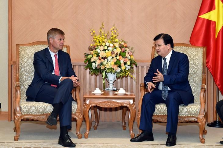 Chương trình Môi trường Liên hợp quốc đồng hành cùng Việt Nam - ảnh 1