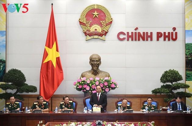 Thủ tướng Nguyễn Xuân Phúc gặp mặt Hội Truyền thống Trường Sơn - ảnh 3