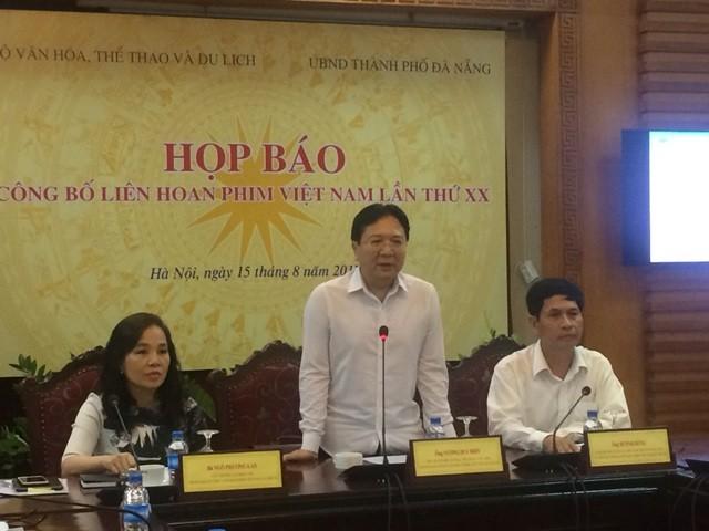 Khởi động LHP Việt Nam lần thứ 20: Nhân văn và hiện đại - ảnh 1