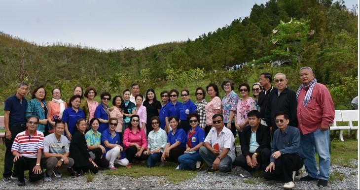 Tri ân giáo viên dạy tiếng Việt tại Thái Lan - ảnh 1