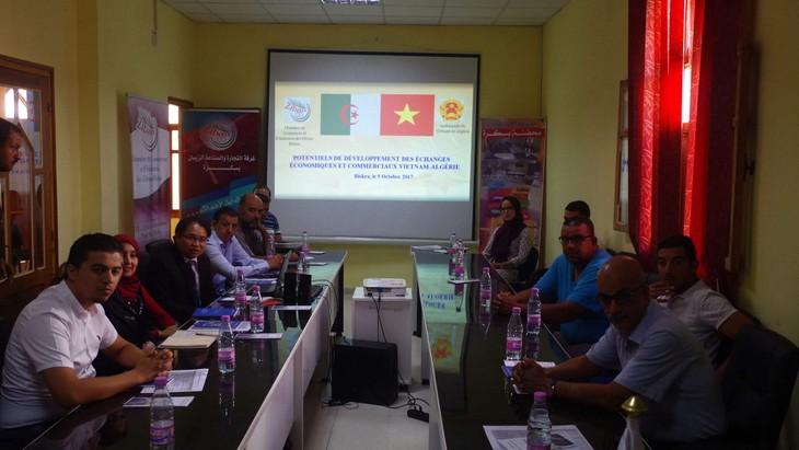 Thúc đẩy quan hệ giữa Việt Nam với tỉnh Biskra  - ảnh 1