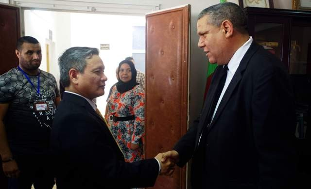 Thúc đẩy quan hệ giữa Việt Nam với tỉnh Biskra  - ảnh 2