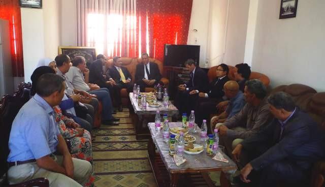 Thúc đẩy quan hệ giữa Việt Nam với tỉnh Biskra  - ảnh 3