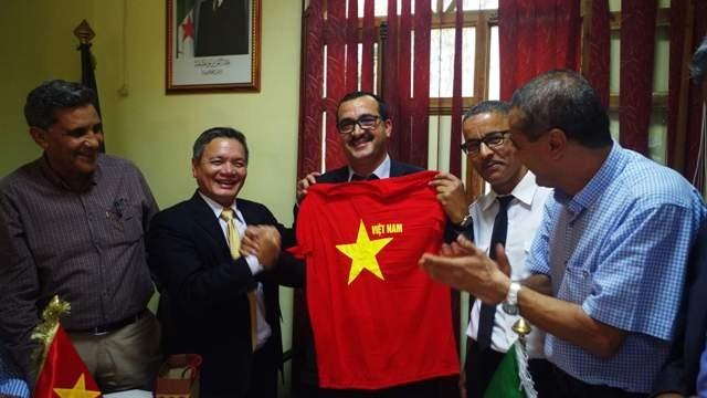 Thúc đẩy quan hệ giữa Việt Nam với tỉnh Biskra  - ảnh 4