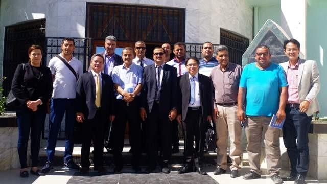 Thúc đẩy quan hệ giữa Việt Nam với tỉnh Biskra  - ảnh 5