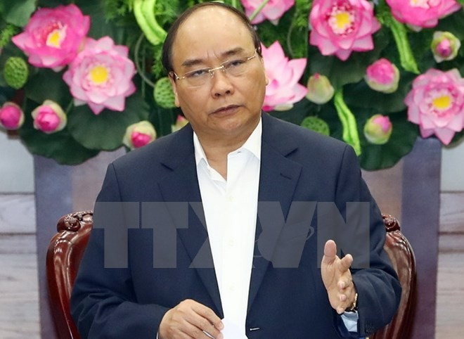 Thủ tướng Nguyễn Xuân Phúc: Biến lời hứa thành hiện thực trong chỉ đạo, điều hành - ảnh 1