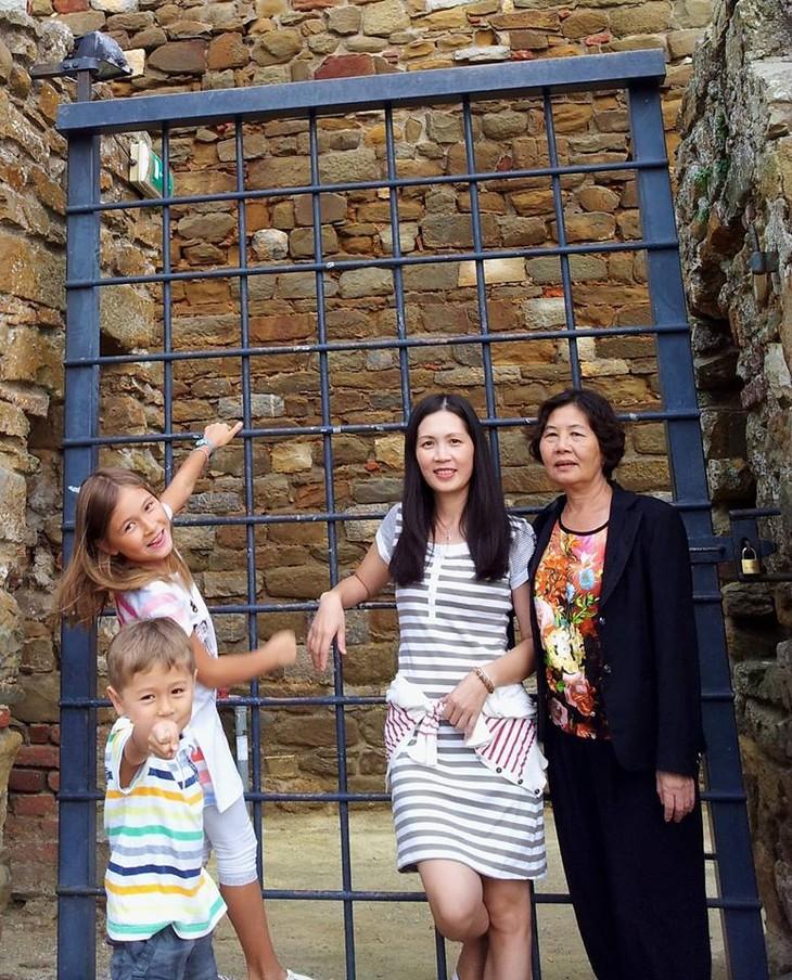 Khi Pho Mát, Đậu Bắp làm trẻ em ở Thụy Sĩ - ảnh 4