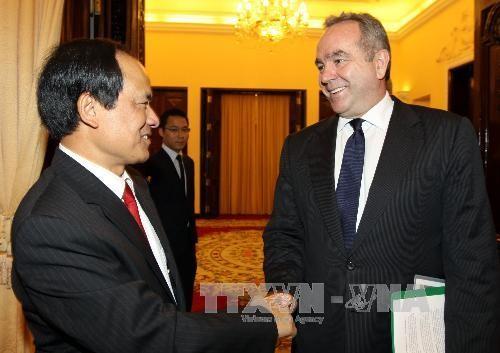 Vietnam und die USA wollen stärker zusammenarbeiten   - ảnh 1