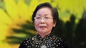 Vize-Staatspräsidentin Nguyen Thi Doan besucht Nam Dinh - ảnh 1