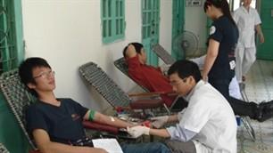 Blutspende und Vertrauensgeben - ảnh 1