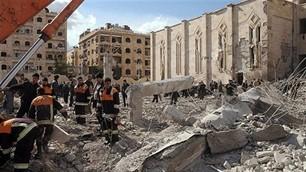Die Gewalt in Syrien nimmt kein Ende - ảnh 1