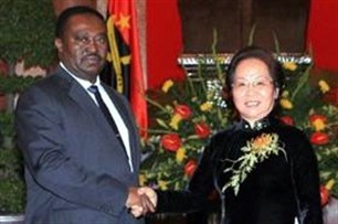 Vietnam will die Zusammenarbeit mit Angola vertiefen - ảnh 1
