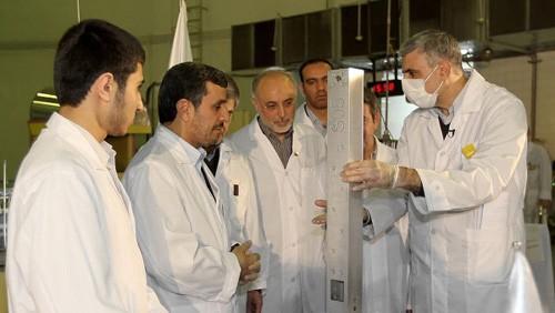 Reaktionen weltweit auf den Bau neuer Reaktoren im Iran - ảnh 1