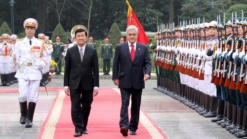 Verstärkung der Beziehungen zwischen Vietnam und Chile - ảnh 1